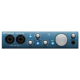 PreSonus Audio Box Ione I2X2 Advanced USB & iPad Recording System