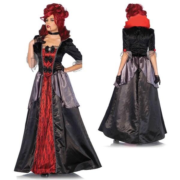 Shop Womens Sexy Blood Countess Vampire Costume ...