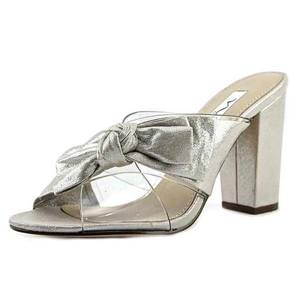 Nina Samina Women Clear Sandals