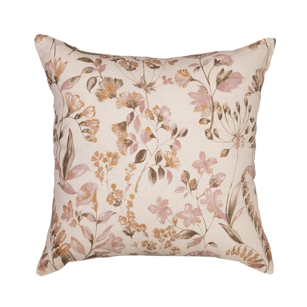 """Arden Selections Home 20"""" Throw Pillow - Theora Floral. Opens flyout."""