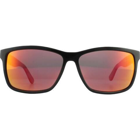 Lacoste Men's Non-Polarized UV Protection Rectangle Sunglasses - 57mm