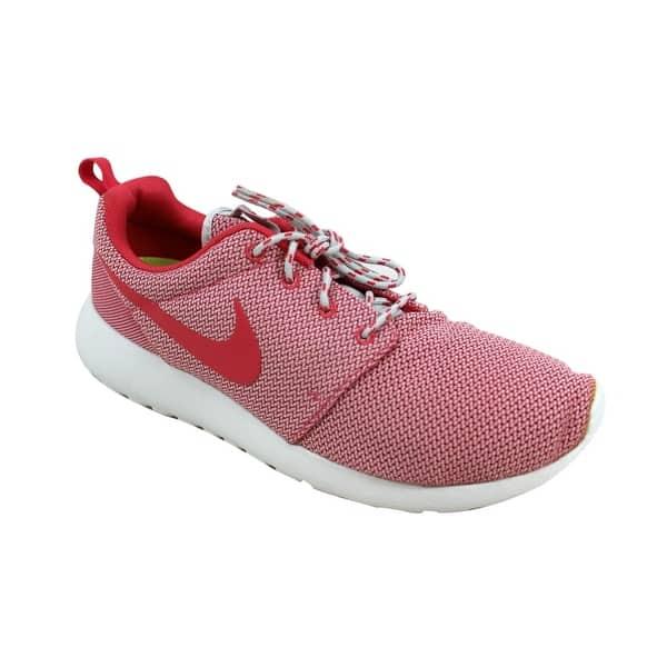 bf378388b63a ... Nike Rosherun Light Base Grey Geranium-Summit White-Volt 511882-018  Women s ...