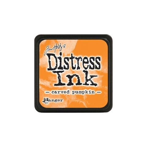 Ranger THoltz Distress Mini Ink Pad Carved Pumpkin