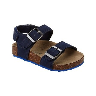 Kids Carter's Girls Aldus Ankle Strap Wedge Sandals
