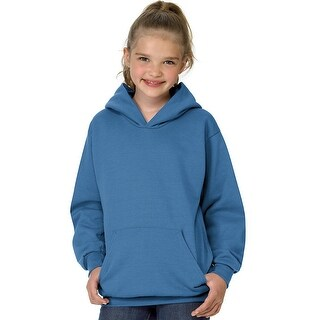 Hanes Youth ComfortBlend EcoSmart Pullover Hoodie - XS