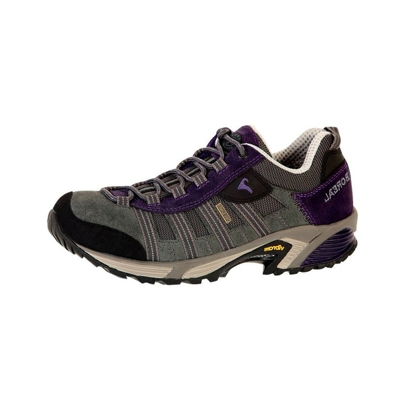 Boreal Climbing Shoes Womens Aztec Lightweight Gray Purple