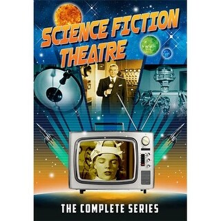 SCIENCE FICTION THEATRE-COMPLETE SERIES (DVD/9 DISC/FF)