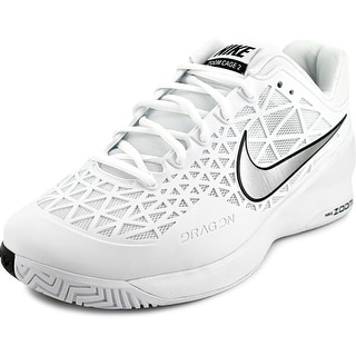 Nike Zoom Cage 2 Men Round Toe Canvas Tennis Shoe