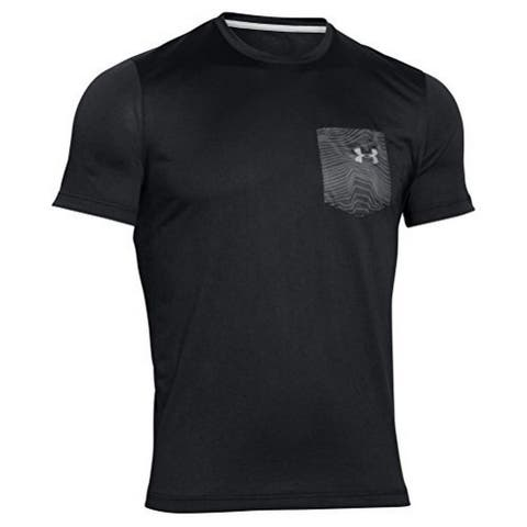 Under Armour Mens Ua Flow Tee - X-Large
