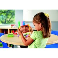 Learning Resources Me Mirrors, 4 x 6 Inches, Set of 6