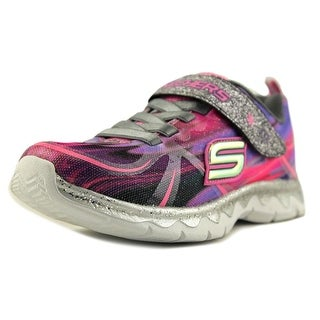 Skechers 81780L Round Toe Canvas Sneakers