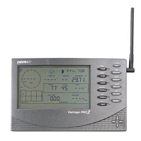 Davis instrument davis 2nd station f/ vantage pro2 wireless & plus wireless 6312