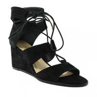 Chinese Laundry Womens Raja Black Sandals Size 8.5