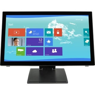 "Planar PCT2265 22"" LCD Touchscreen Monitor - 16:9 - 18 ms - (Refurbished)"