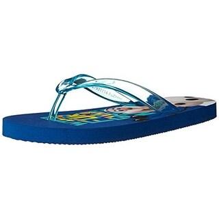 Disney Boys Olaf Flip-Flops Casual
