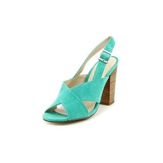 Chinese Laundry Ballad Open Toe Suede Sandals