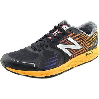 New Balance 1400 Men  Round Toe Synthetic Black Running Shoe