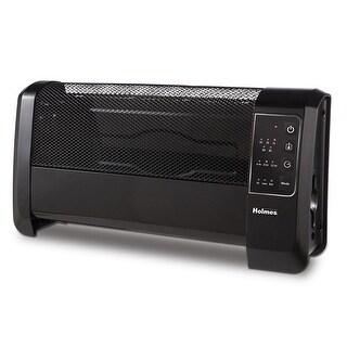 Holmes HLH4412EE-BTU 1500W Low Profile Heater w/ Digital Controls in Black