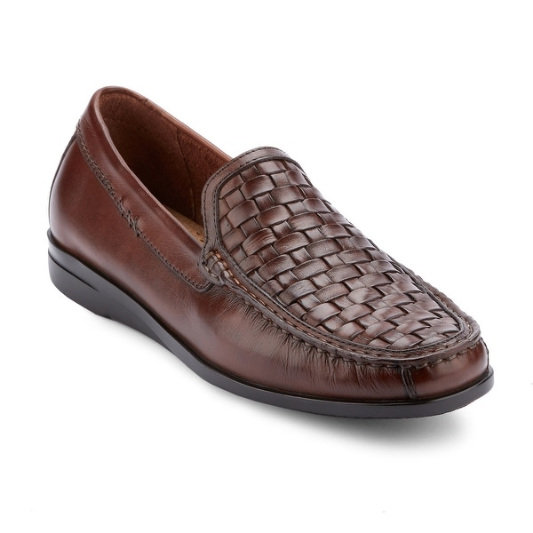 Dockers Mens Ferndale Leather Dress Casual Loafer Shoe