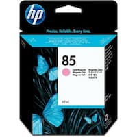 HP 85 69-ml Light Magenta DesignJet Ink Cartridge (C9429A) (Single Pack)