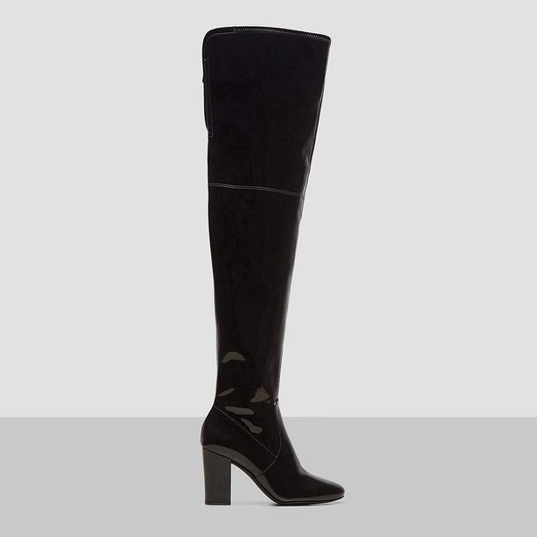 80afa9f820 Shop Kenneth Cole New York Angelica Glossy Over The Knee Boot ...