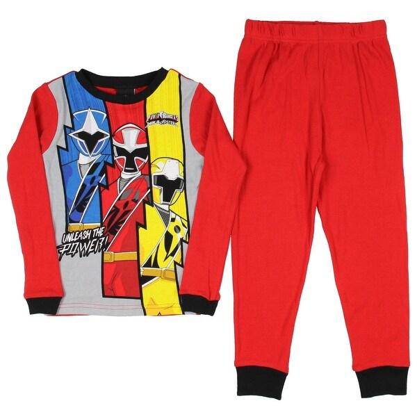 Power Rangers Boys Ninja Steel Pajamas