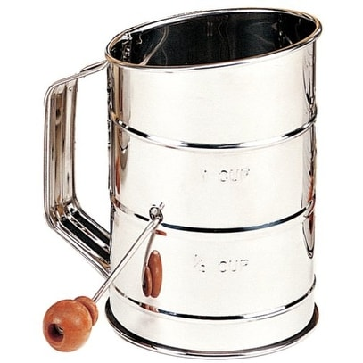 Mrs Anderson's 28014 Sifter Stainless Steel, 3-Cup