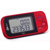 Pocket 3D Pedometer and Activity Tracker with Tri-Axis Technology