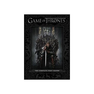 GAME OF THRONES-COMPLETE 1ST SEASON (DVD/5 DISC/FF-16X9/RE-PKGD)