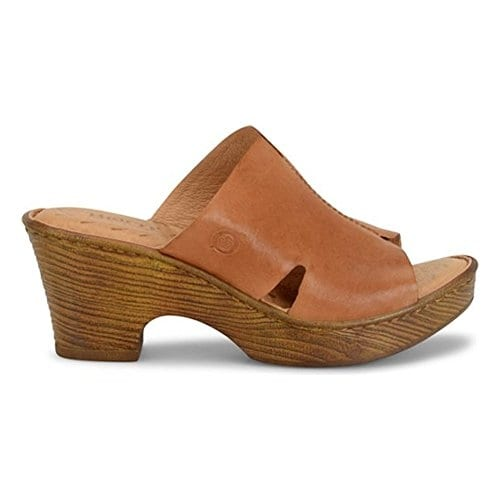 a04d86ed1821 Shop Born Crato Brown Full Grain Women s Wedge - Free Shipping Today -  Overstock - 20715638