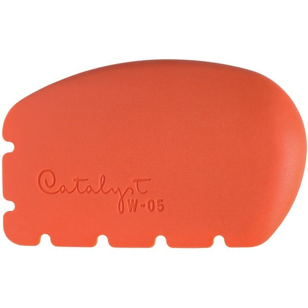 Catalyst Silicone Wedge Tool-Orange W-05