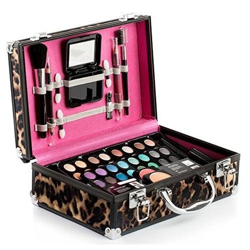 Shop Vokai Makeup Kit Gift Set – 32 Eye Shadows, 2 Blushes, 4 Lipsticks, 1 Dual-tip Eye Pencil, 1 Dual-tip Lip Pencil - Mirror - Case - Free Shipping On ...
