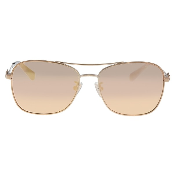 8c920c5f514ad promo code for coach hc7080 9323r5 rose gold aviator sunglasses 55 15 140  fe0e7 d78b7