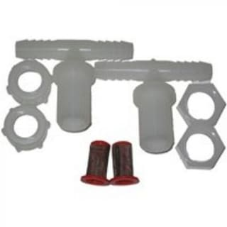 Valley 34-140026-CSK Tee Nozzle Body Kit, 2 Pack