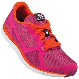 Pearl Izumi 2014/15 Women's EM Road N 0 Running Shoe - 16214001 - raspberry rose/white