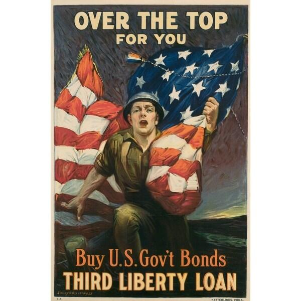 Shop World War I Propaganda Posters Advertisement For War