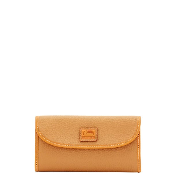Dooney & Bourke Patterson Leather Continental Clutch (Introduced by Dooney & Bourke at $128 in Dec 2017)