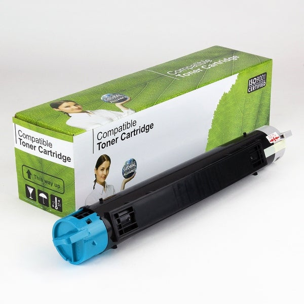 Value Brand replacement for Xerox Phaser 6350 Cyan Toner For Your Business (10,000 Yield).