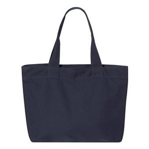 HYP 15.3L Zippered Tote - Navy/ Navy - One Size