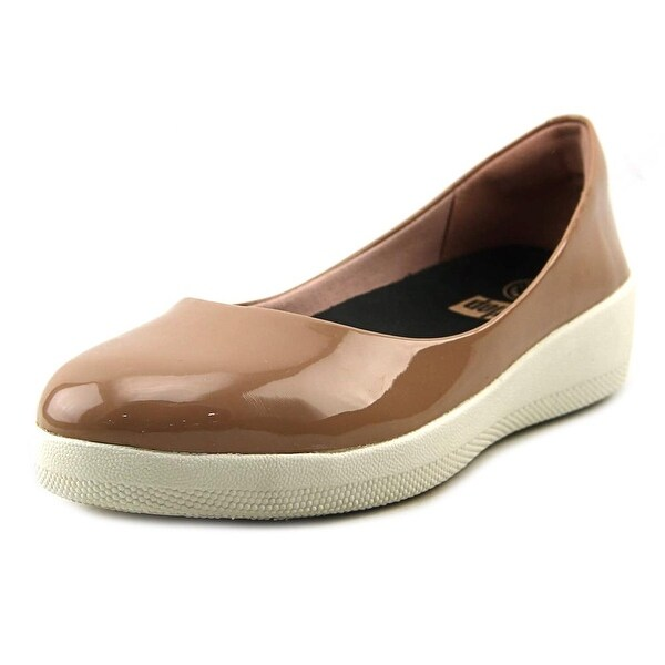 Super Specials Womens Casual Shoes Fitflop Patent Superballerina Nude