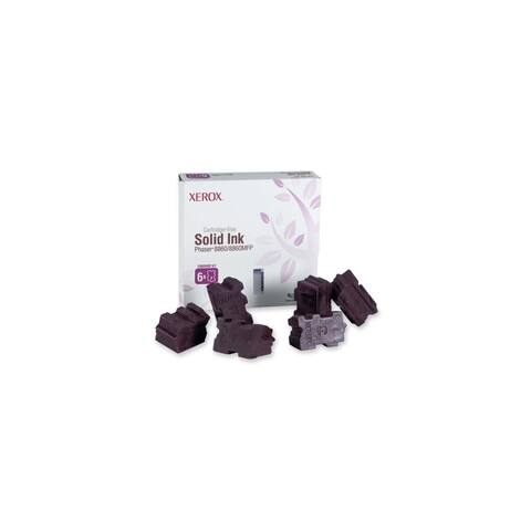 Xerox 108R00747 Xerox Magenta Solid Ink Stick - Magenta - Solid Ink - 2333 Page