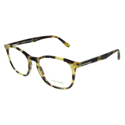 Tom Ford FT 5505 053 50mm Womens Tortoise Frame Eyeglasses 50mm