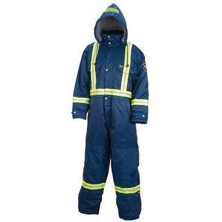 Helly Hansen Work Stormsuit Mens Weyburn Reflective Nylon 76632