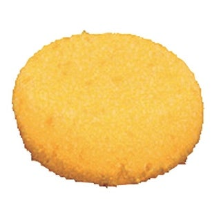 Royal Brush Synthetic Ceramic Sponge, 2-1/2 in Dia X 1 in Thickness