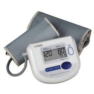Veridian Healthcare Citizen Arm Digital Blood Pressure Monitor (Ch-4532)