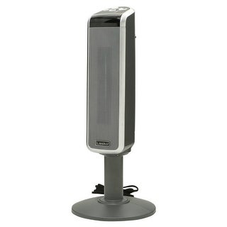 Lasko Products 5397M Lasko 5397 Ceramic Pedestal Heater with Remote Control