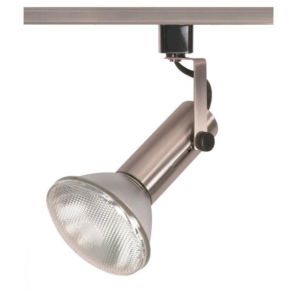 "Nuvo Lighting TH324 1-Light 4-3/4"" High H-Track Track Head - Brushed nickel - N/A"