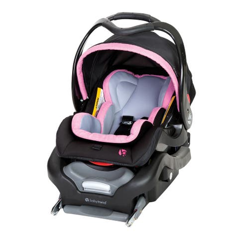 Baby Trend Secure Snap 35 Infant Car Seat, Pink Sorbet - Infant Car Seat