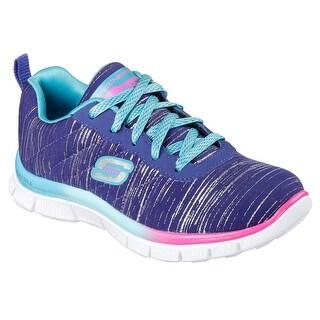 Skechers 81834L BLMT Girl's SKECH APPEAL - GLITTER RUSH Sneaker