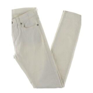 Denim & Supply Ralph Lauren Womens Skinny Jeans Mid-Rise Five-Pocket - 27/32